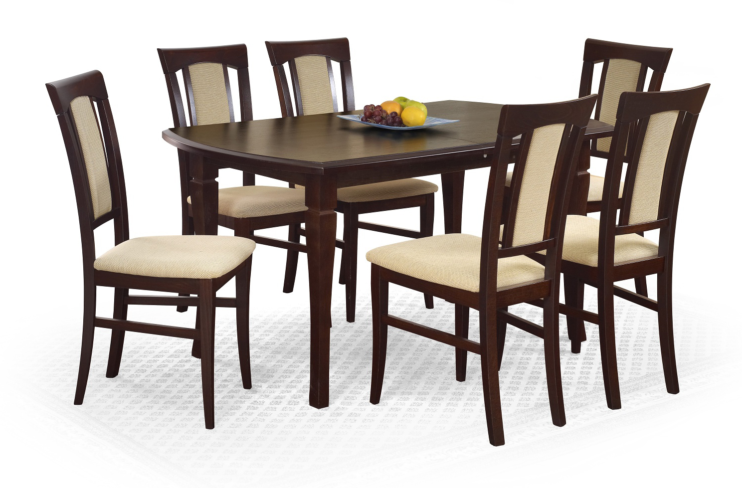 Jídelní stůl - Halmar - Fryderyk 160/200 (pro 6 až 8 osob)