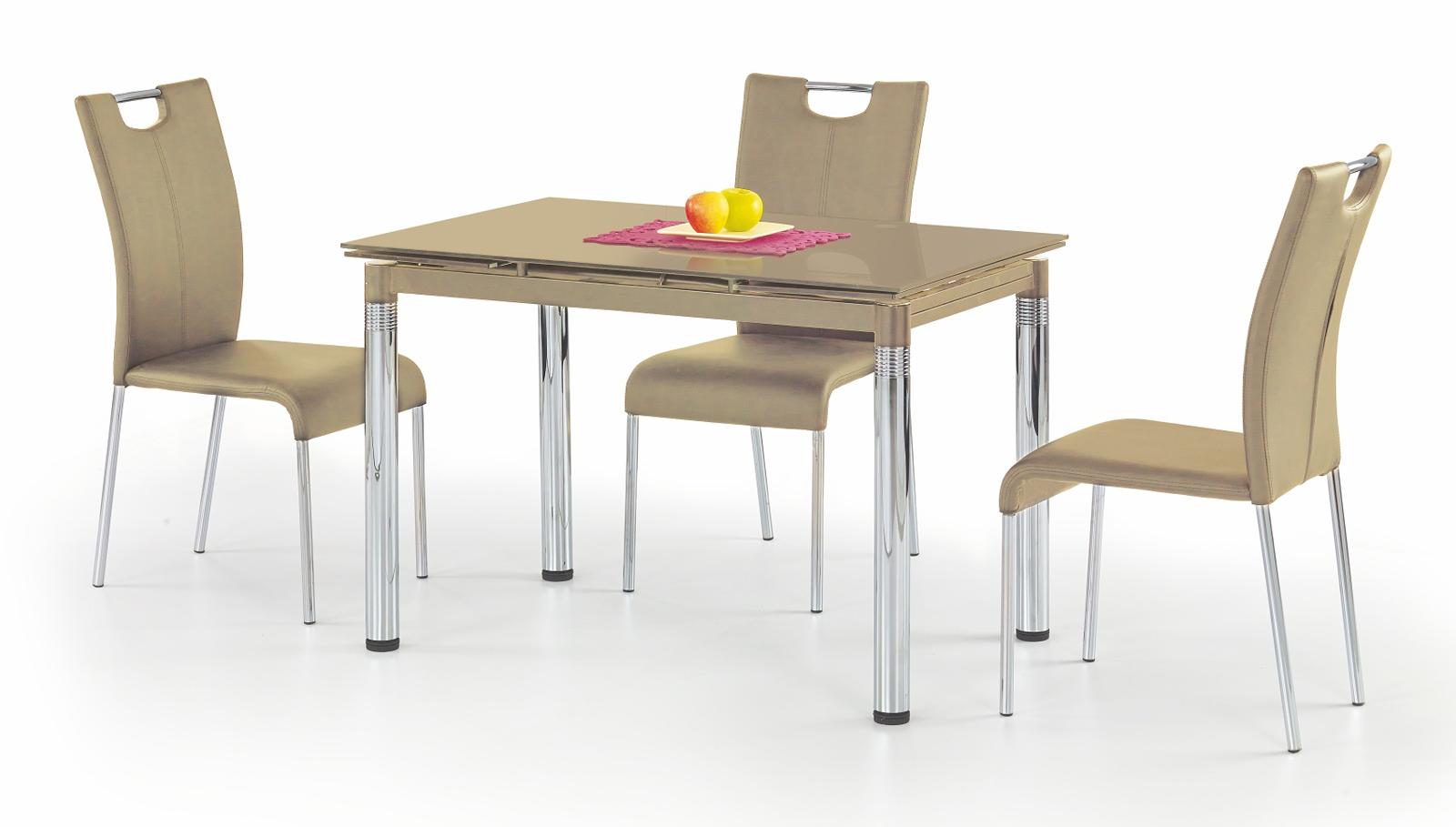 Jídelní stůl - Halmar - L31 béžová (pro 4 až 6 osob)