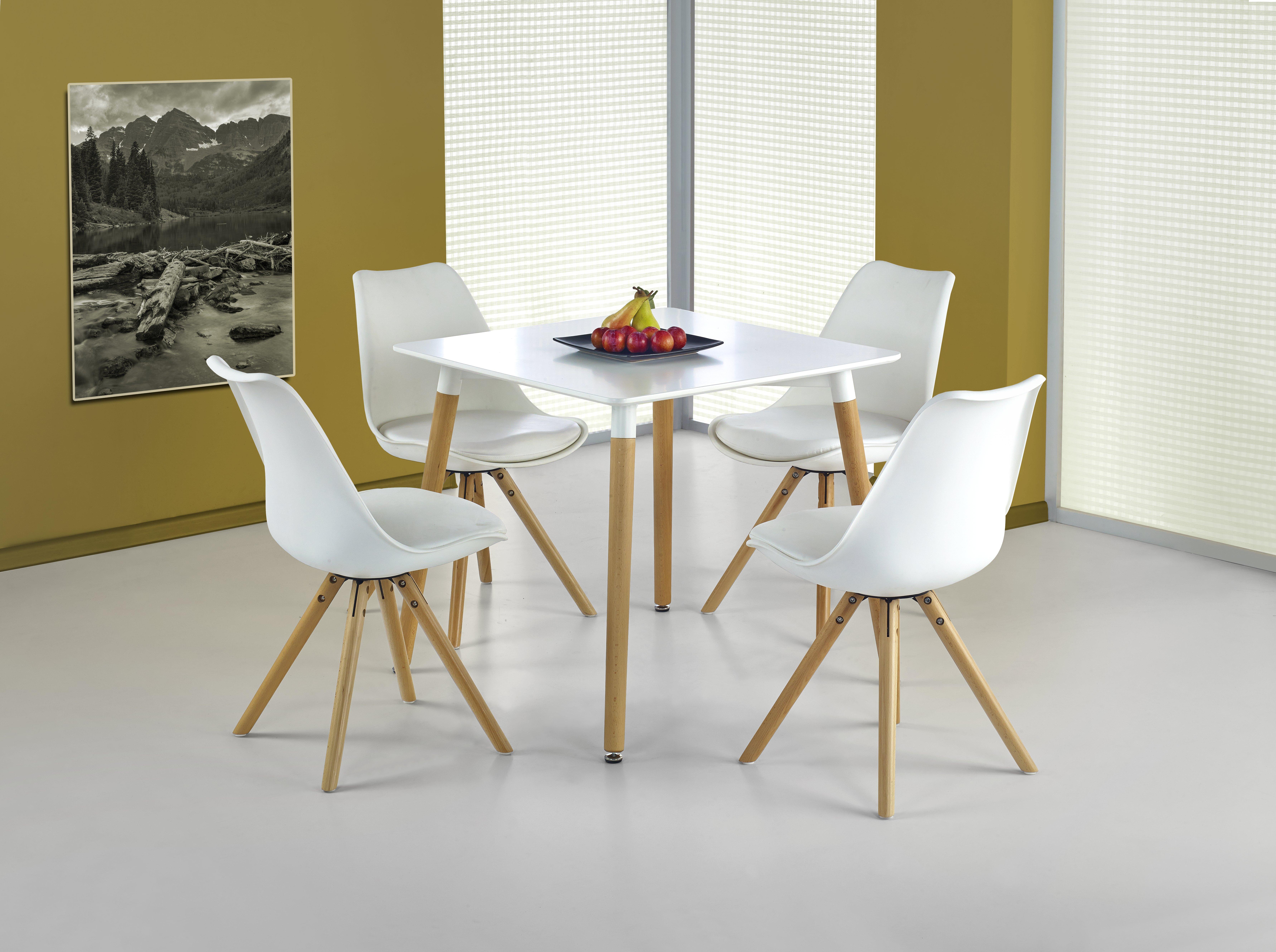 Jídelní stůl - Halmar - Socrates Kwadrat (pro 4 osoby)