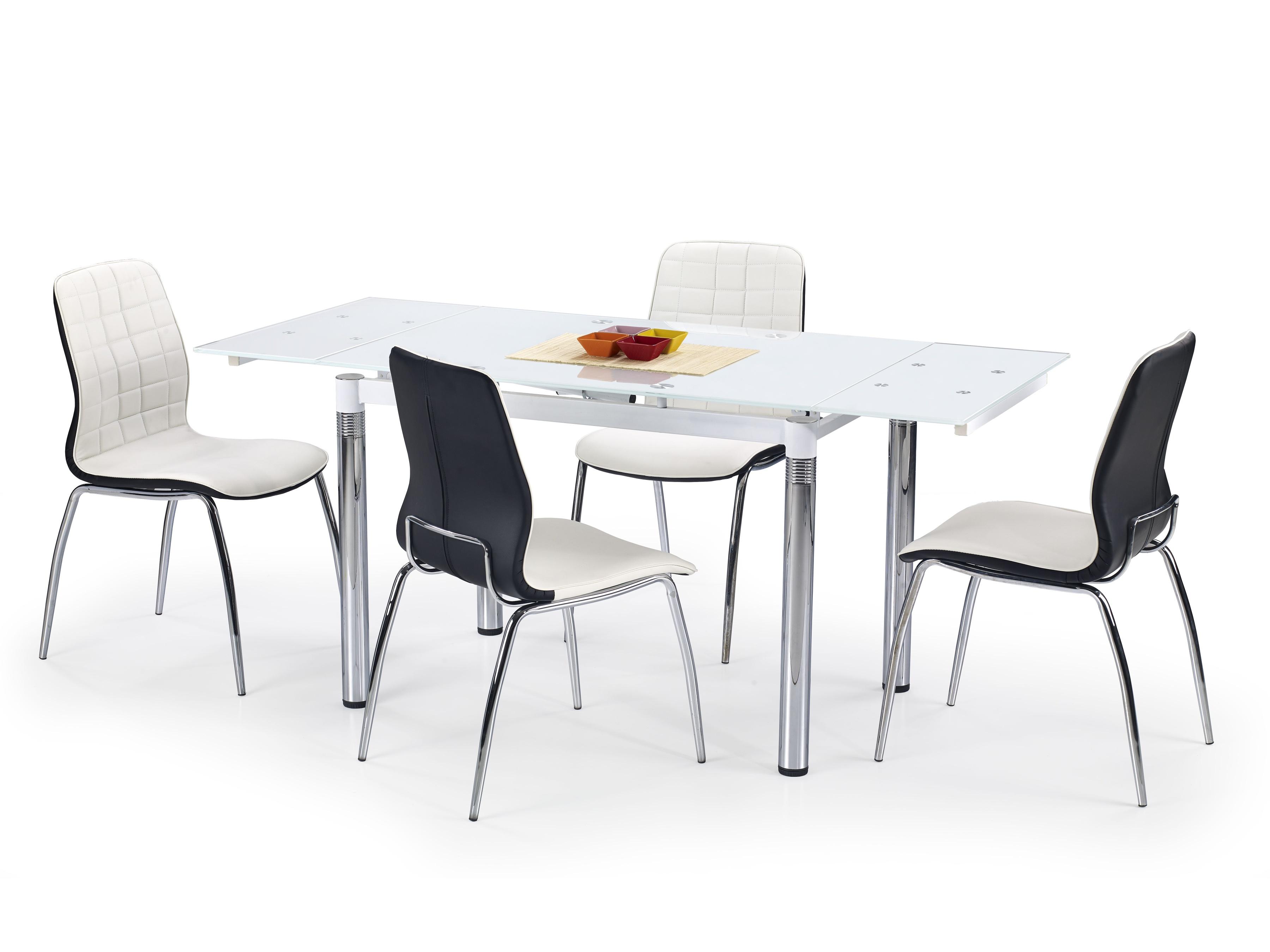 Jídelní stůl - Halmar - L31 bílá (pro 4 až 6 osob)