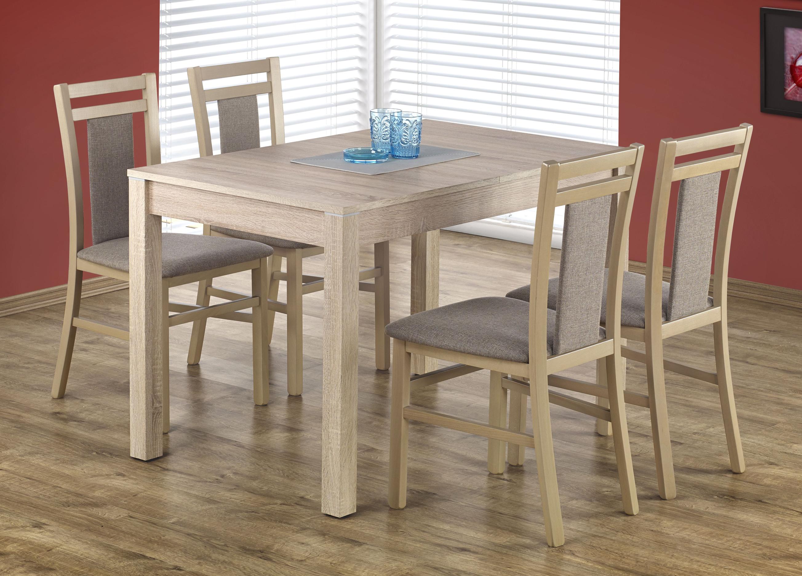 Jídelní stůl - Halmar - MAURYCY (pro 4 až 6 osob)