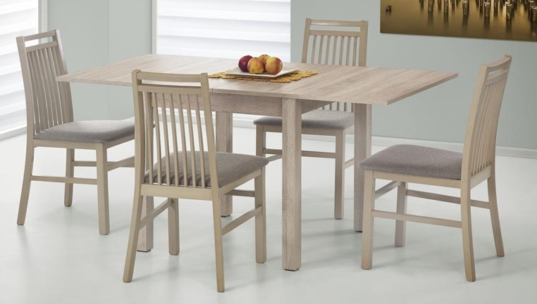 Jídelní stůl - Halmar - Gracjan dub sonoma (pro 4 až 6 osob)
