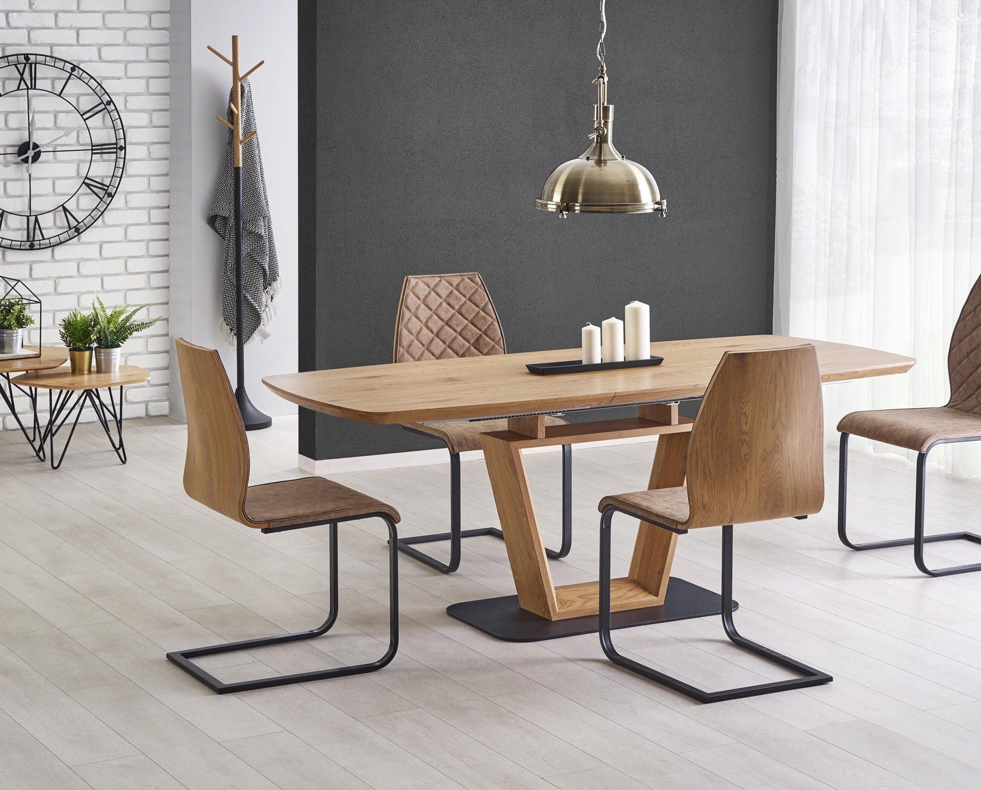 Jídelní stůl - Halmar - Blacky (pro 6 až 8 osob)