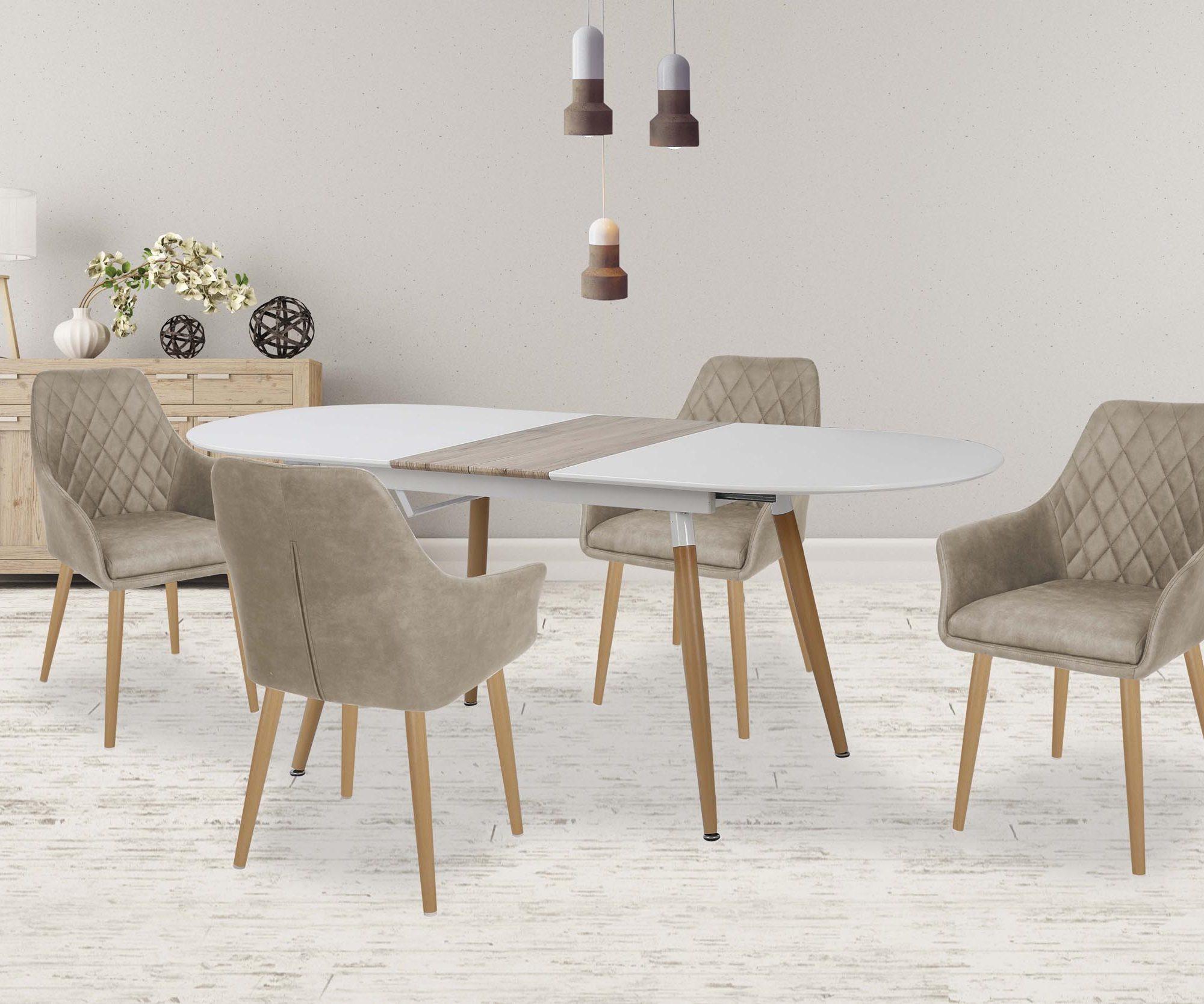 Jídelní stůl - Halmar - Caliber (pro 6 až 8 osob)