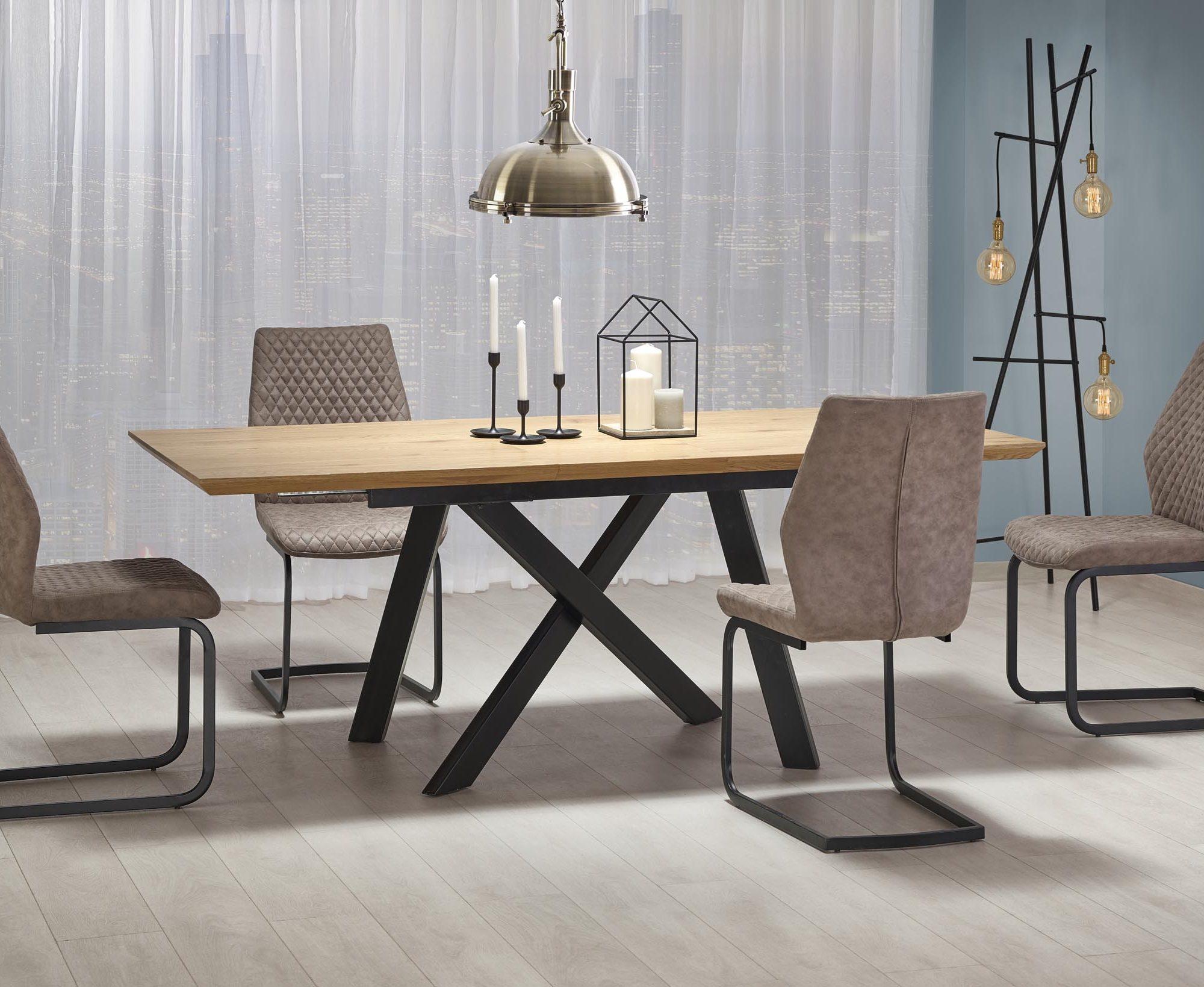 Jídelní stůl - Halmar - Capital (pro 6 až 8 osob)