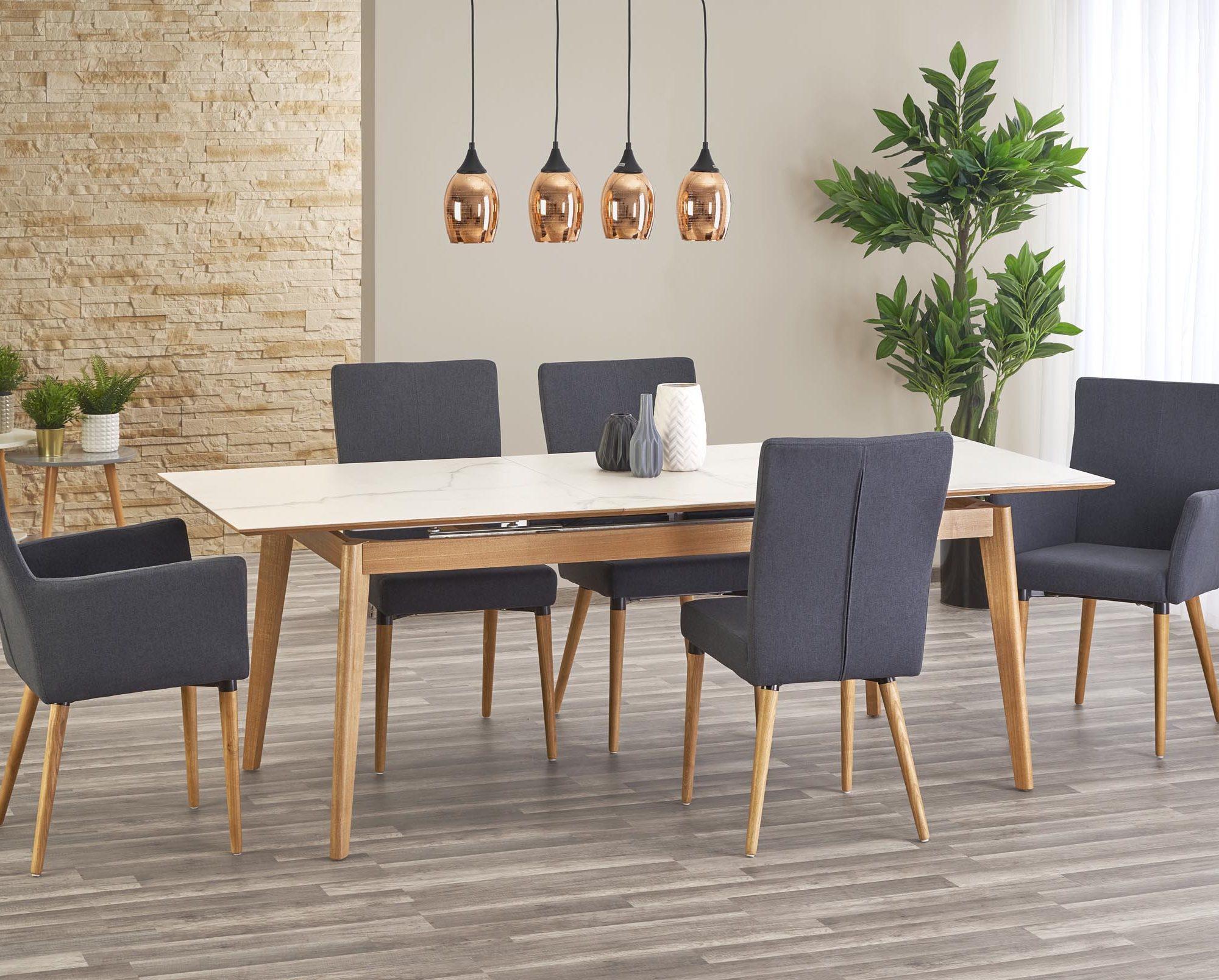 Jídelní stůl - Halmar - Montreal (pro 6 až 8 osob)
