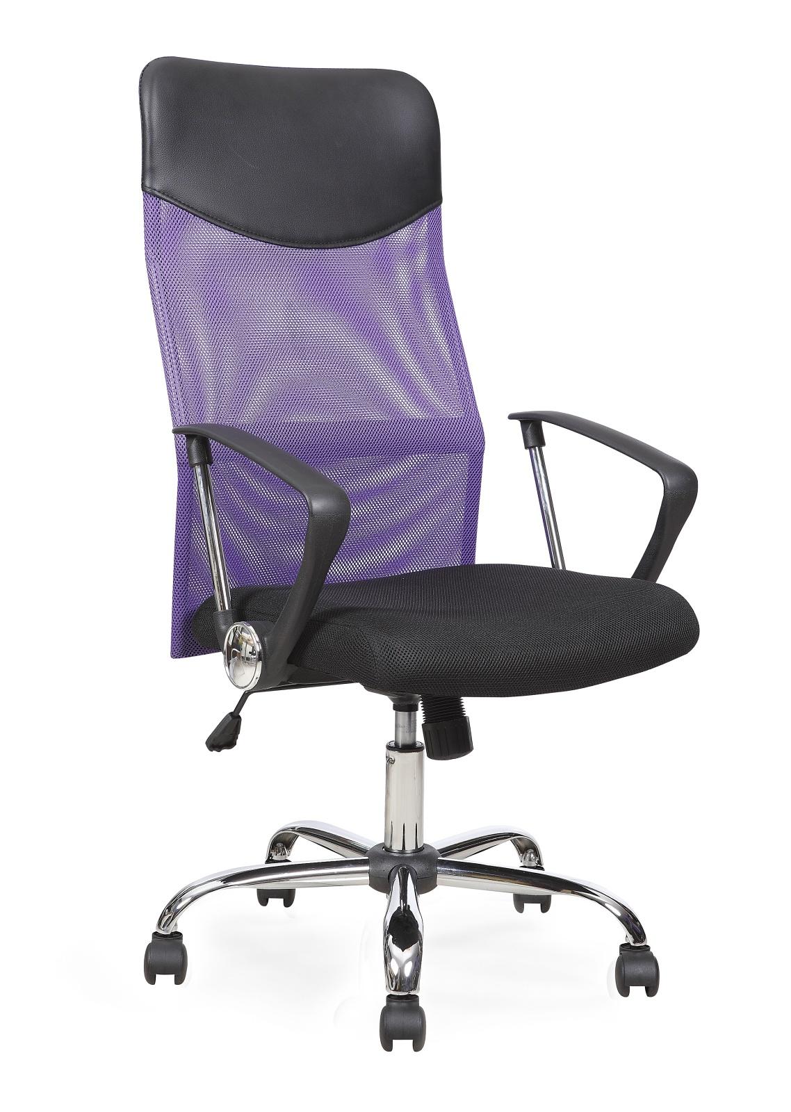Kancelářská židle - Halmar - Vire fialová