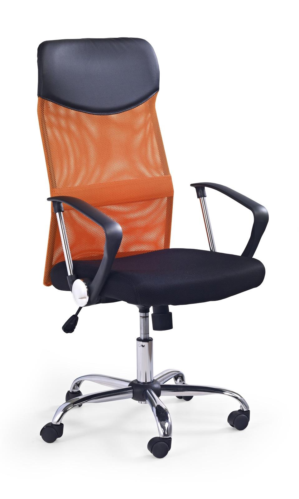 Kancelářská židle - Halmar - Vire pomerančová