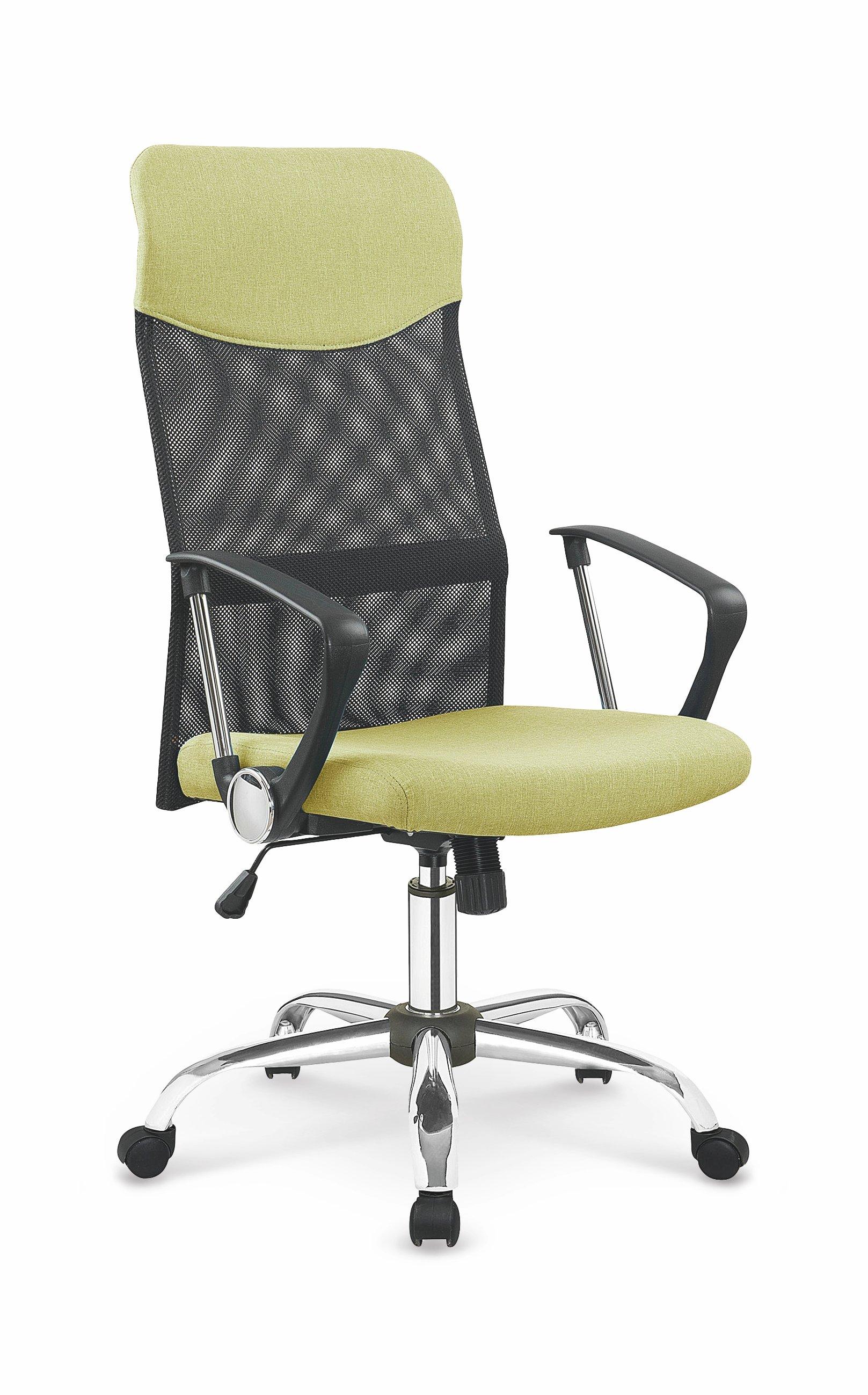 Kancelářská židle - Halmar - Vire 2 (černá + zelená)