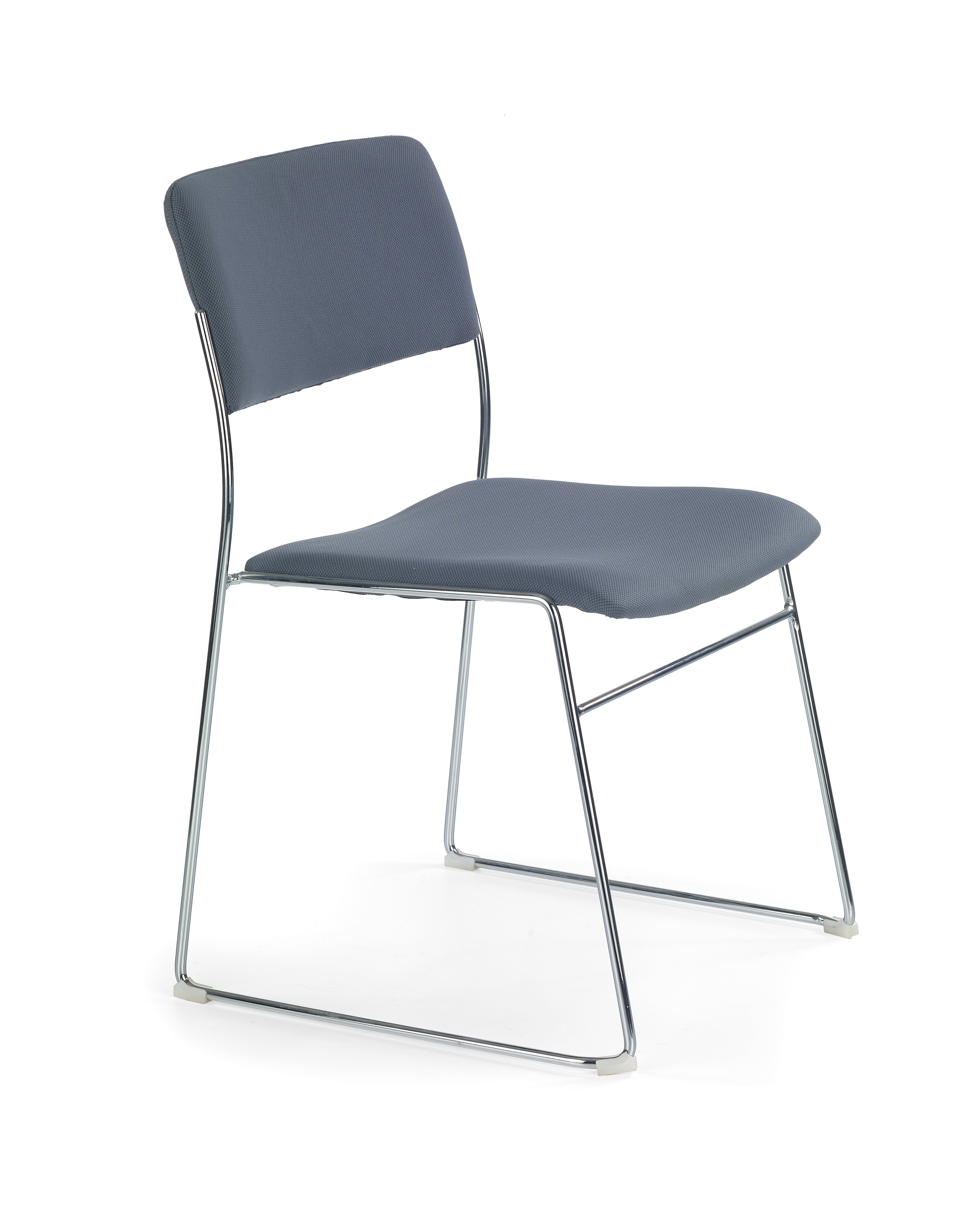 Konferenční židle - Halmar - Vito (šedá)