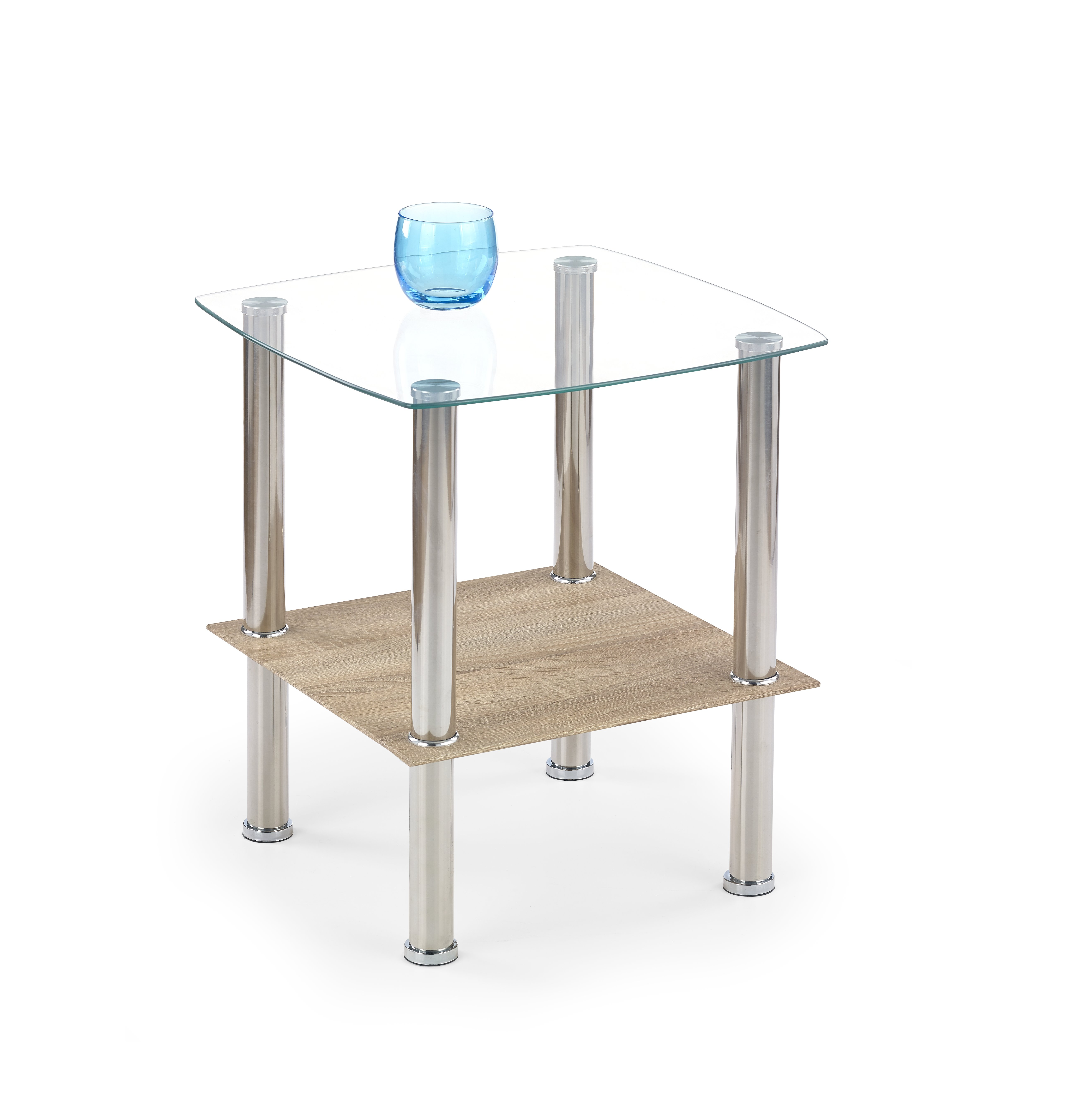 Konferenční stolek - Halmar - Canaria (dub sonoma)