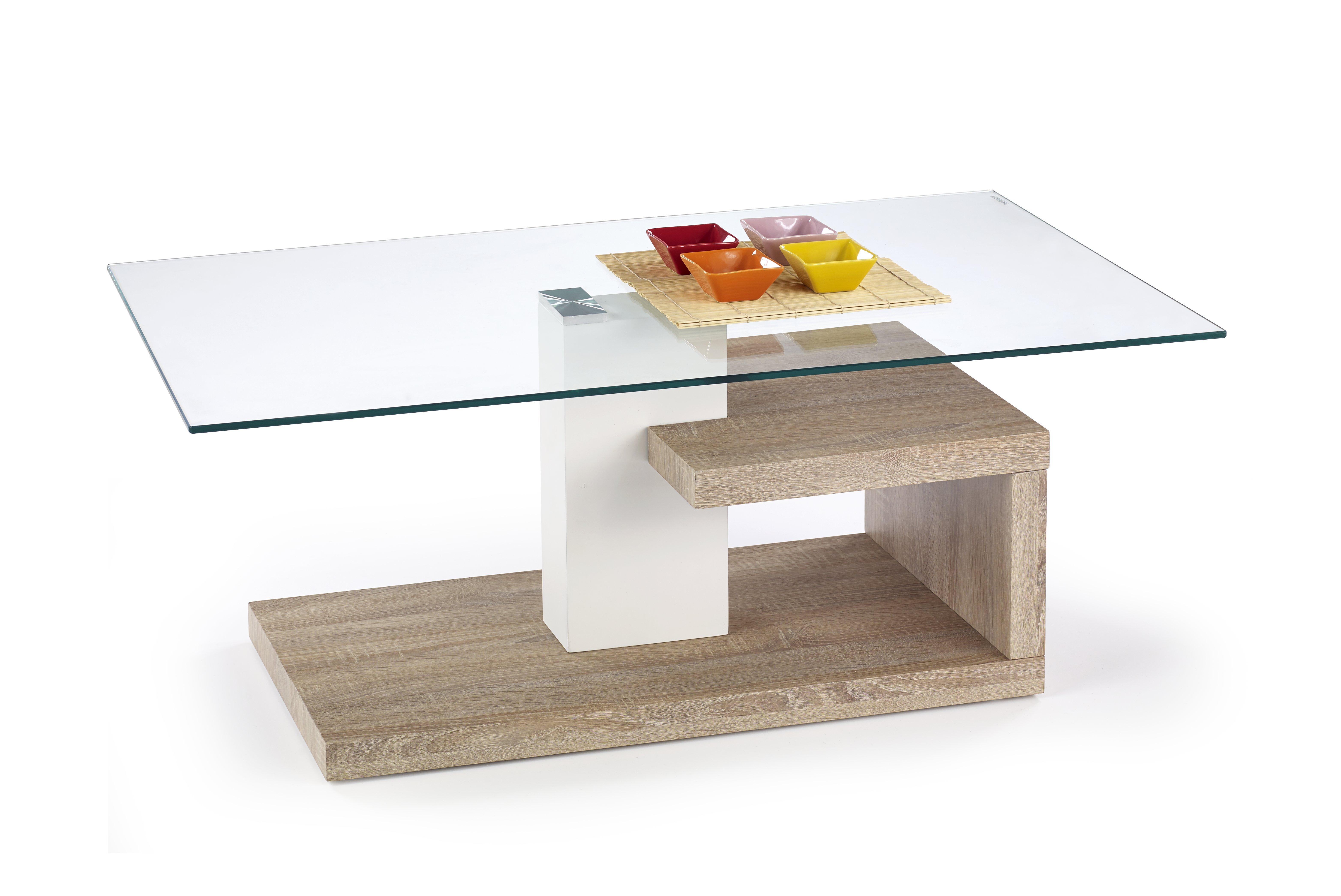 Konferenční stolek - Halmar - Evelin Dub Sonoma