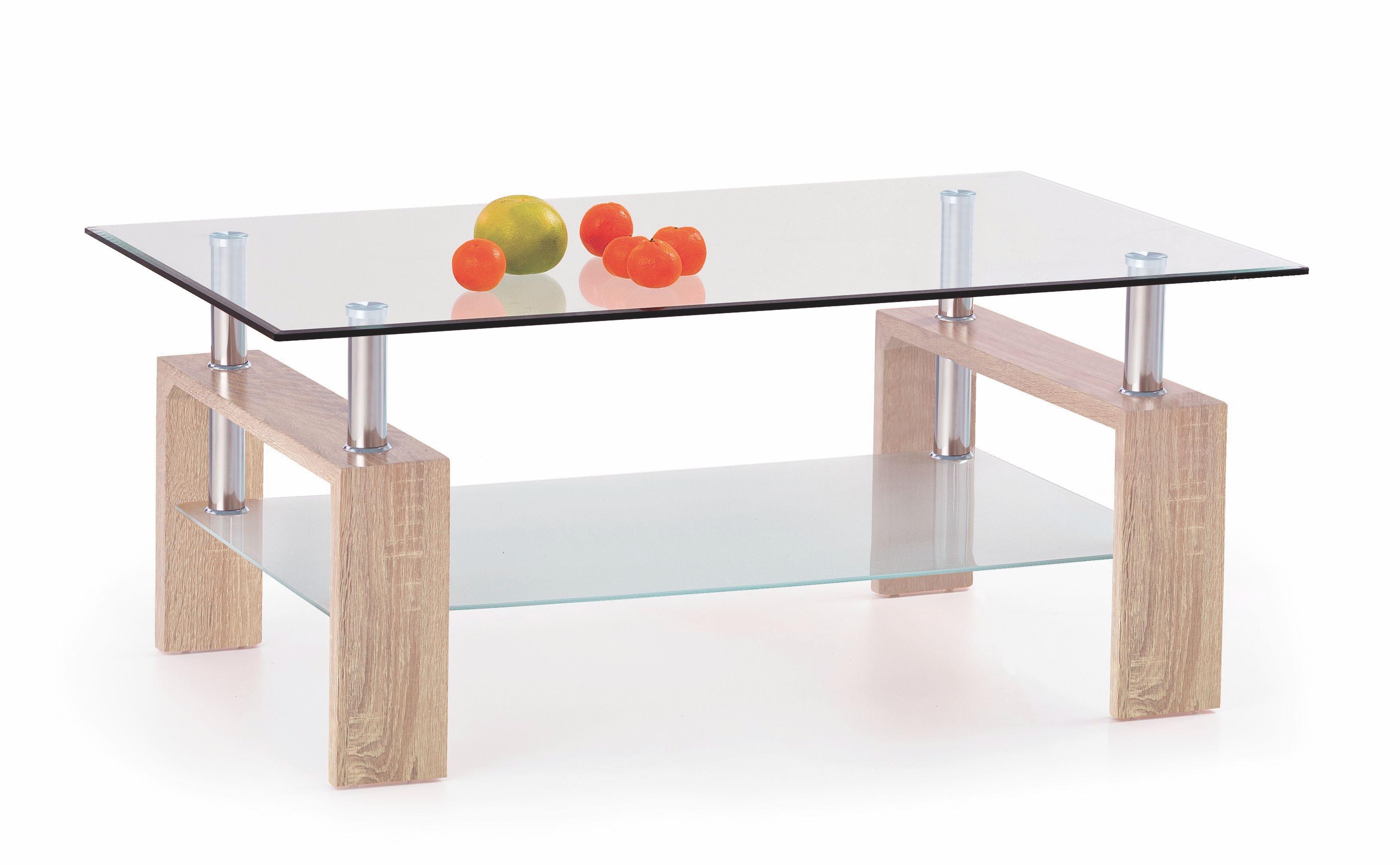 Konferenční stolek - Halmar - DIANA H Dub Sonoma