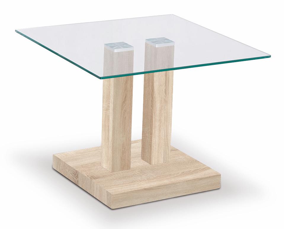 Konferenční stolek - Halmar - Gaya Dub Sonoma