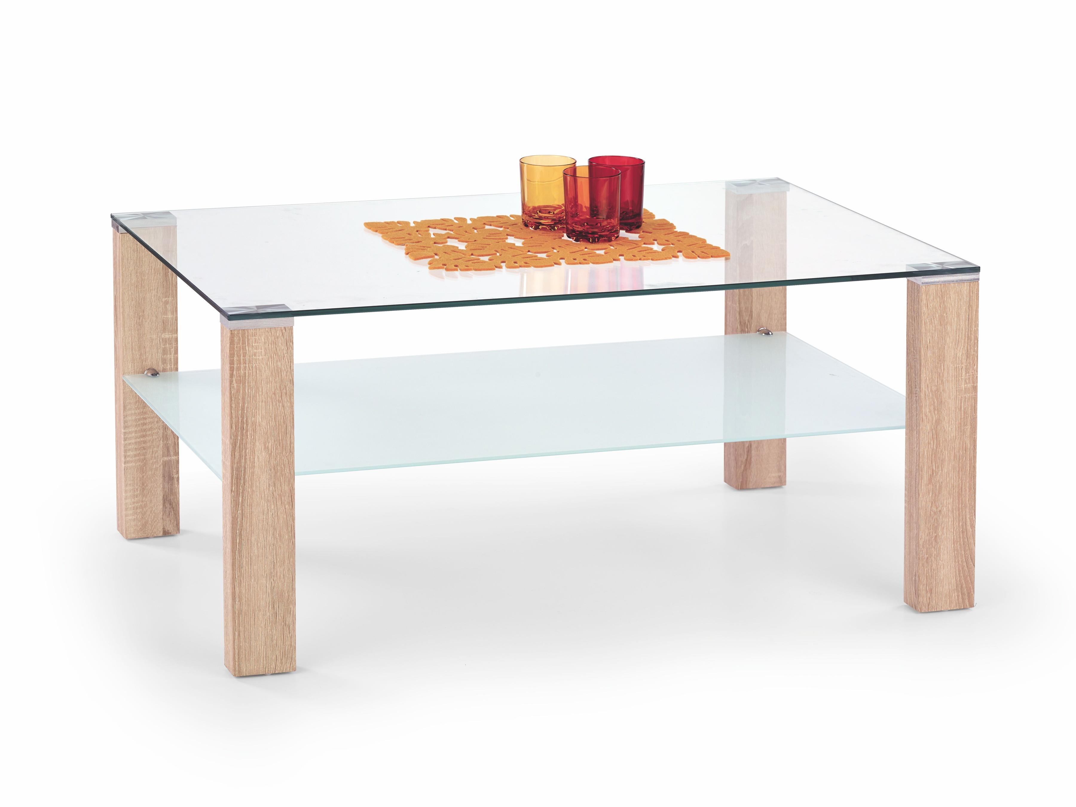 Konferenční stolek - Halmar - SIMPLE H Dub Sonoma