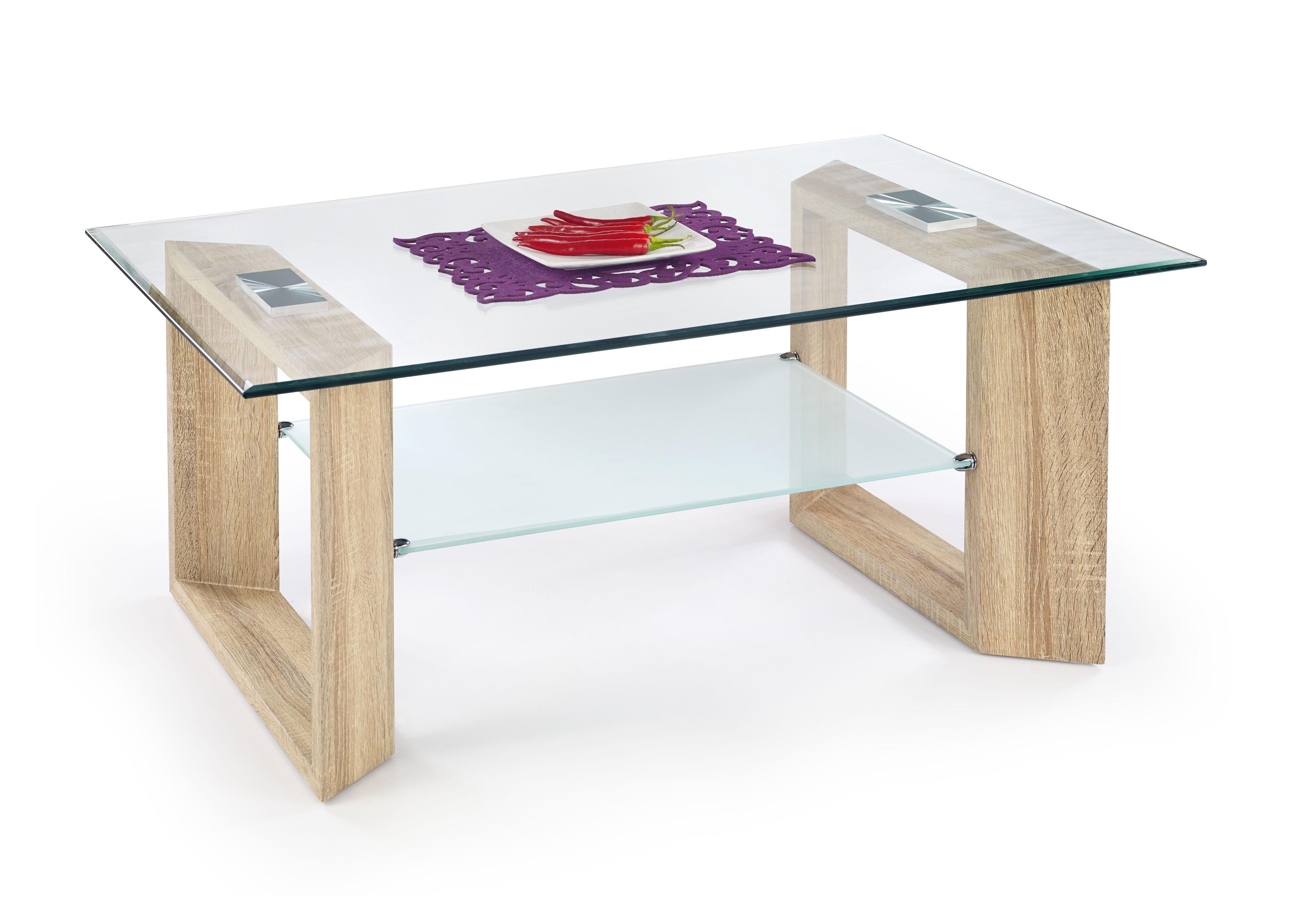 Konferenční stolek - Halmar - Tamara (dub sonoma)