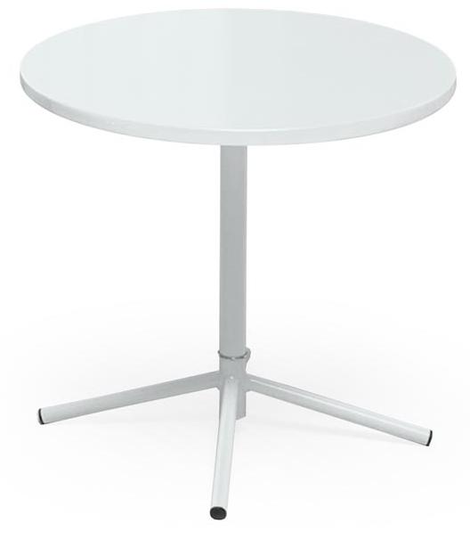 Konferenční stolek - Halmar - Lola bílý