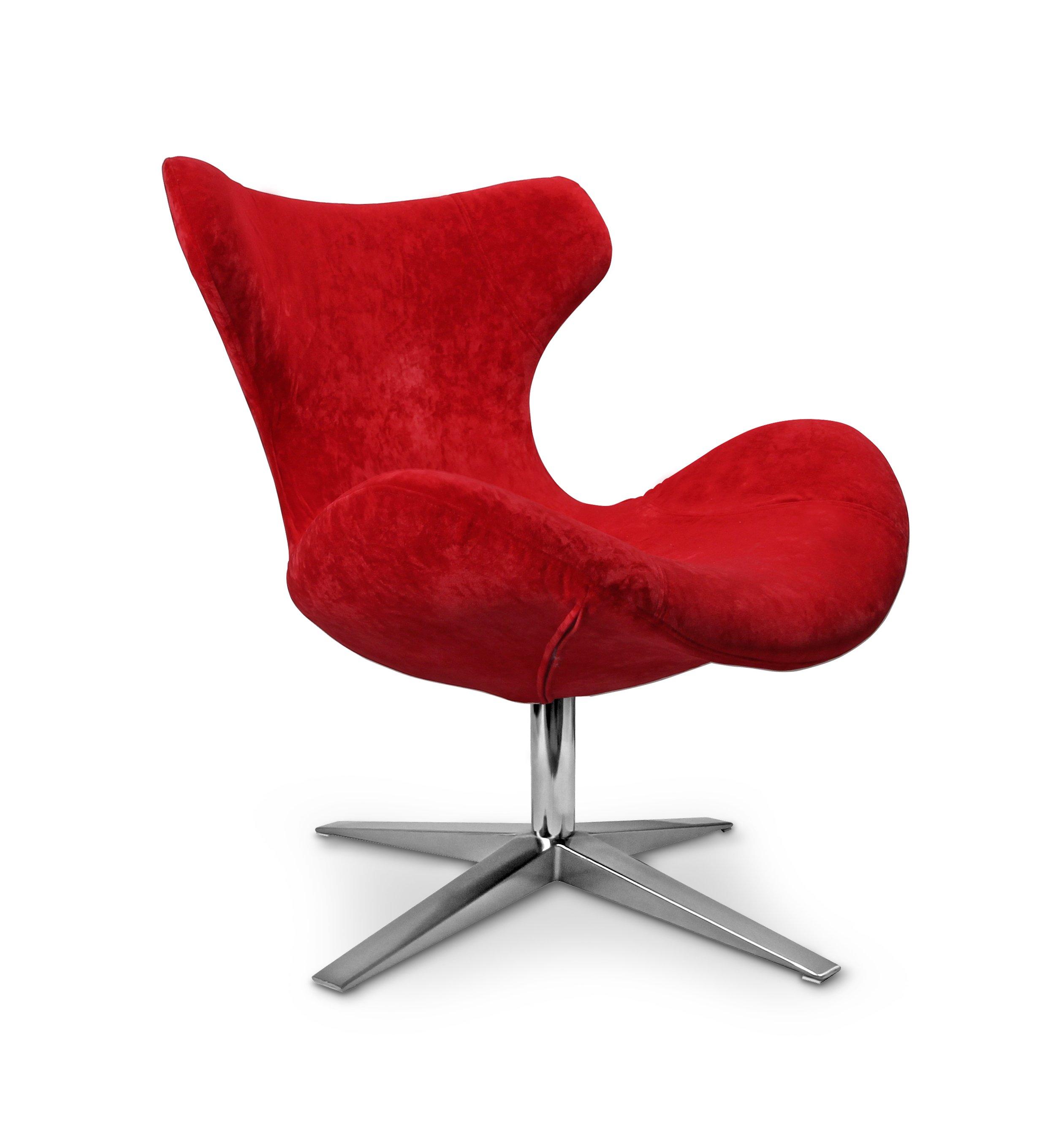 Relaxační křeslo - Halmar - Blazer (červená)