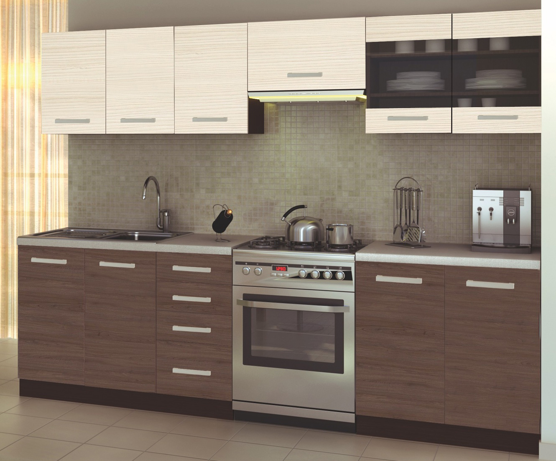 Kuchyně - Halmar - Amanda 2 260 cm