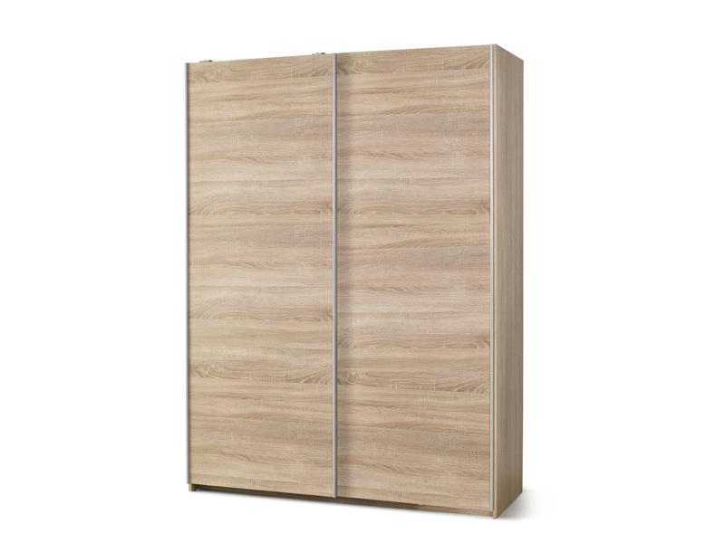Šatní skříň - Halmar - Lima S-1 (dub sonoma)