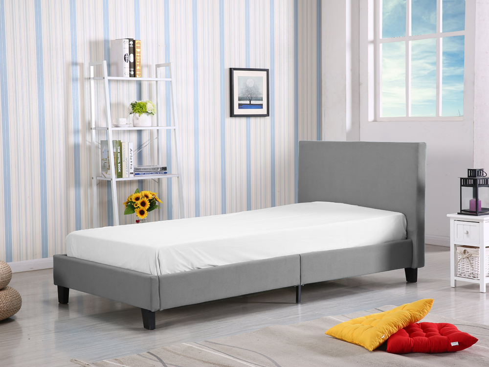 Jednolůžková postel 120 cm - Halmar - Logo (s roštem)