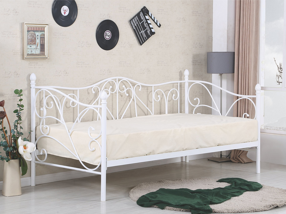 Jednolůžková postel 90 cm - Halmar - Sumatra (s roštem)
