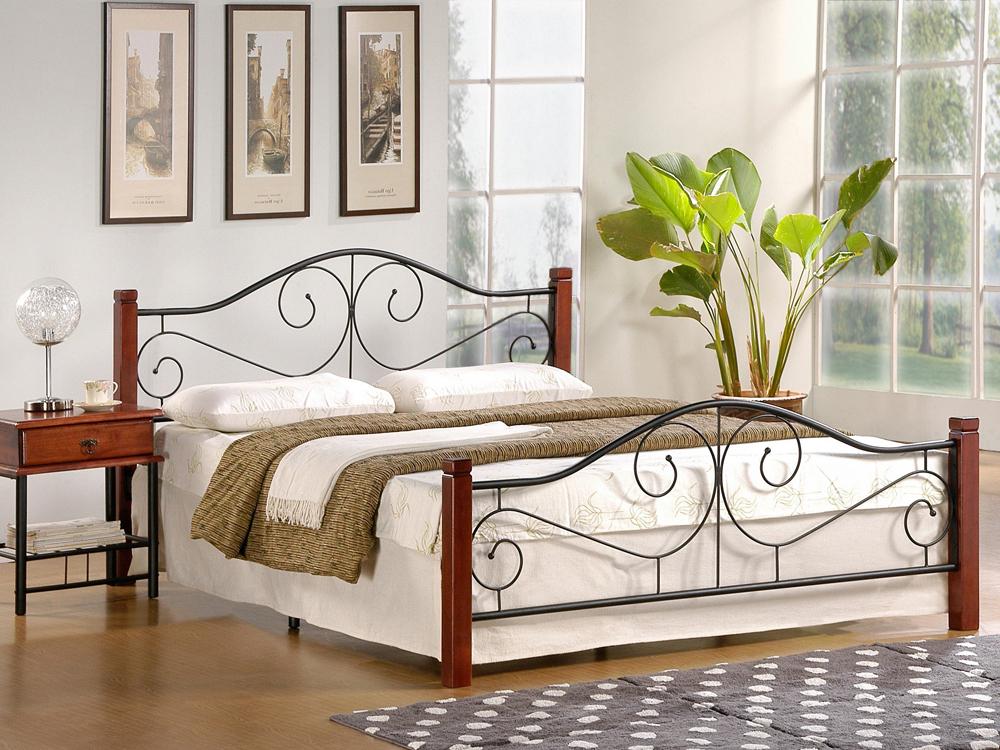 Jednolůžková postel 120 cm - Halmar - Violetta 120 (s roštem)