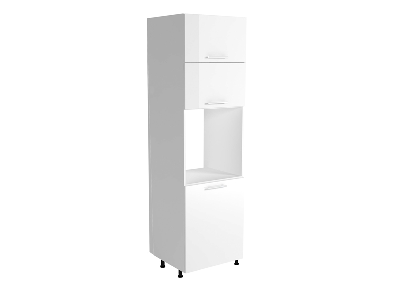 Potravinová kuchyňská skříňka na troubu - Halmar - Vento DP-60/214
