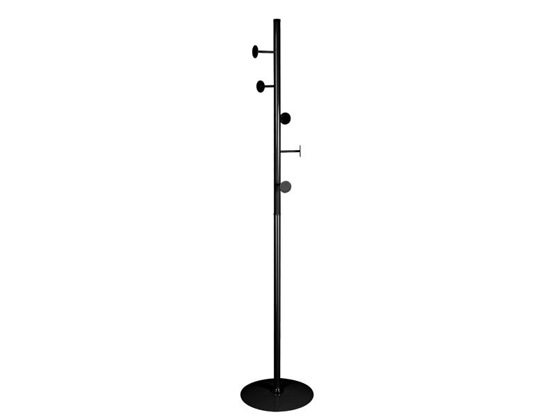 Věšák - Halmar - W52 (černá)