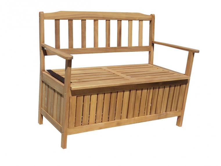 Zahradní lavička - Hecht - Space