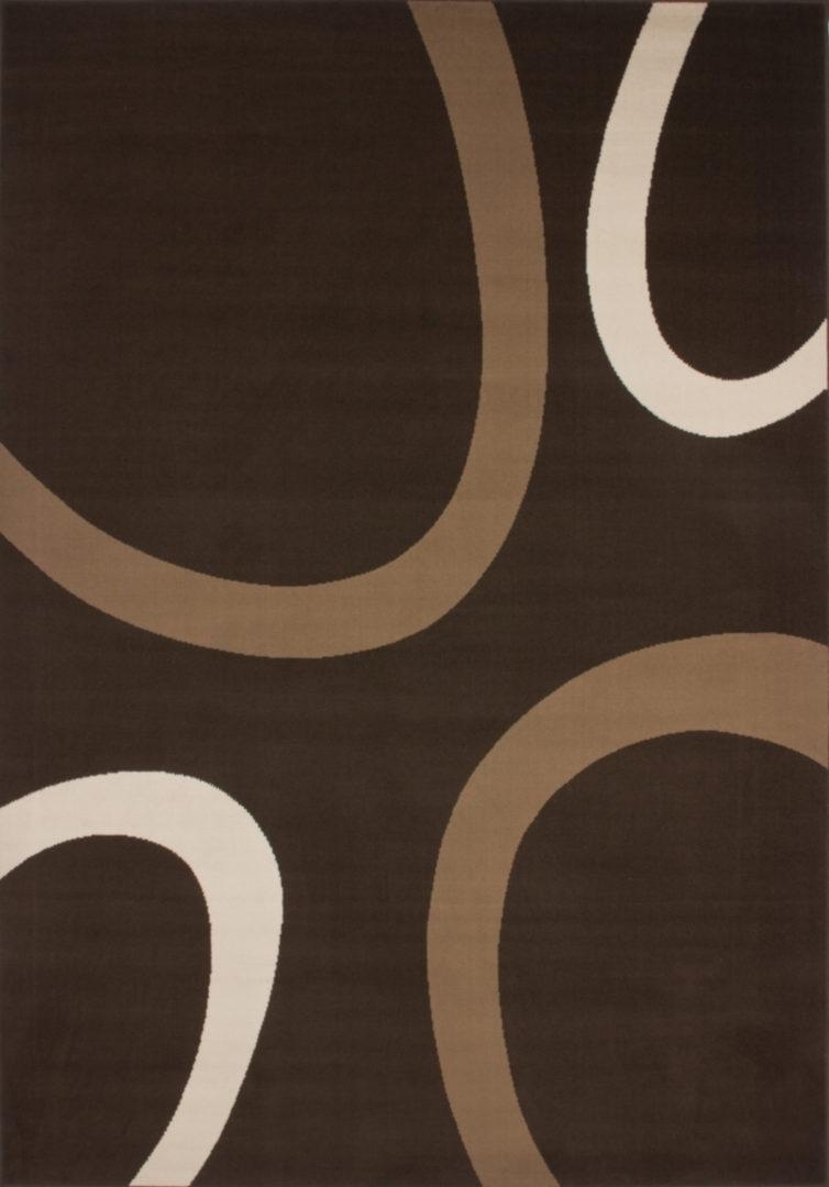 Kusový koberec - Lalee - Contempo 659 Coffee