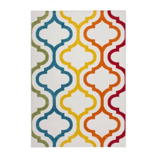 Kusový koberec - Lalee - Esprit 308 Rainbow