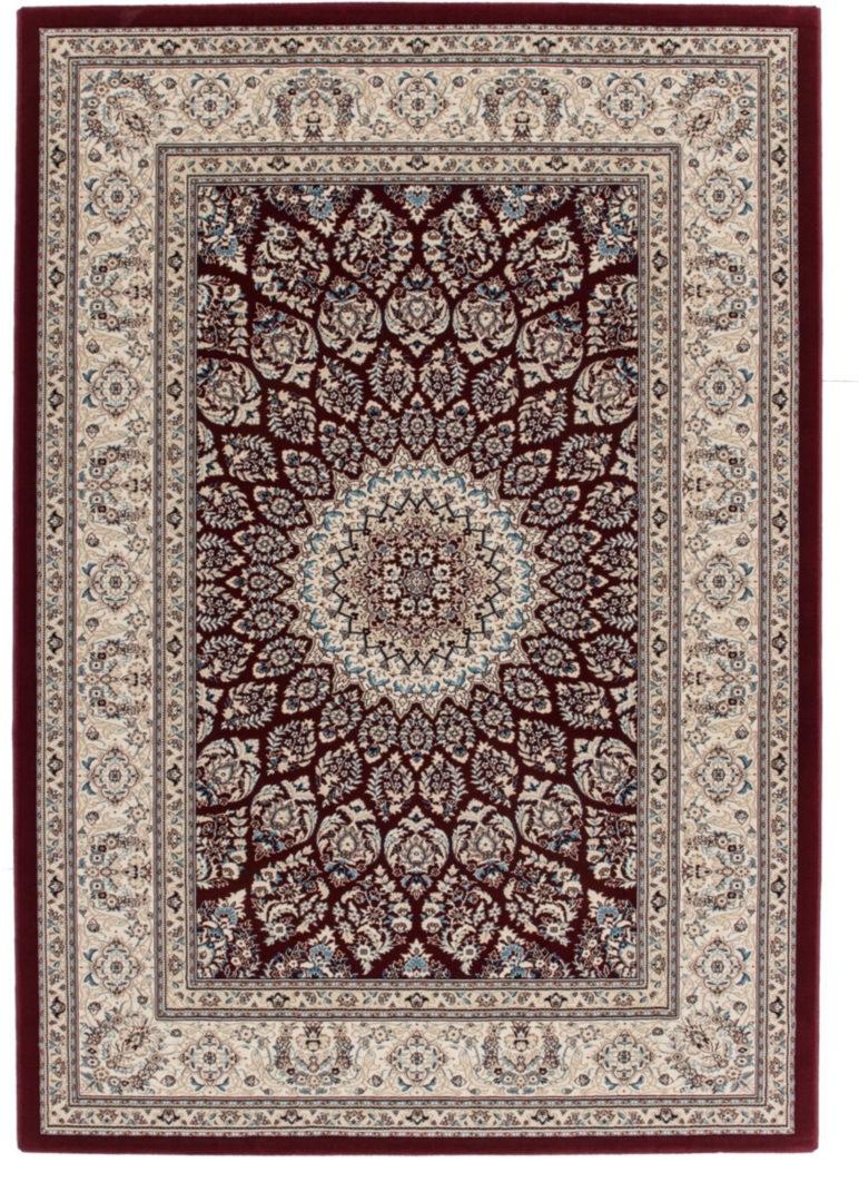 Kusový koberec - Lalee - Mashad 130 Red