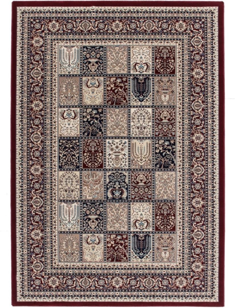 Kusový koberec - Lalee - Mashad 132 Red