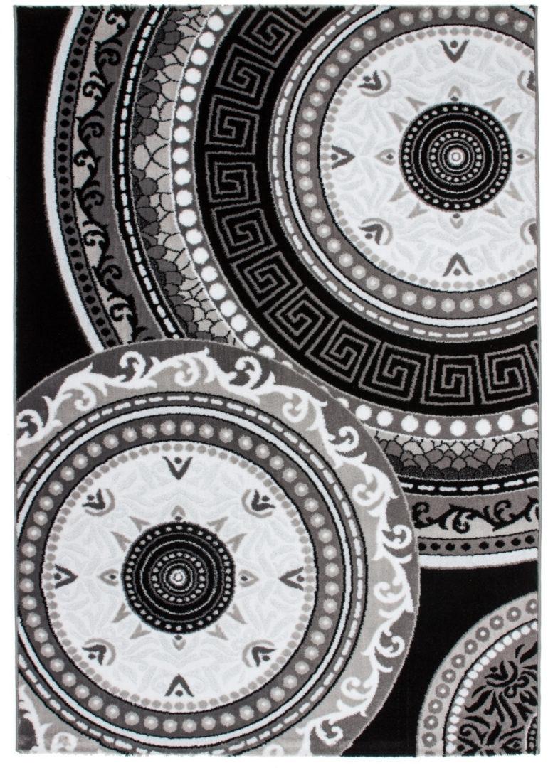 Kusový koberec - Lalee - Princess 181 Black