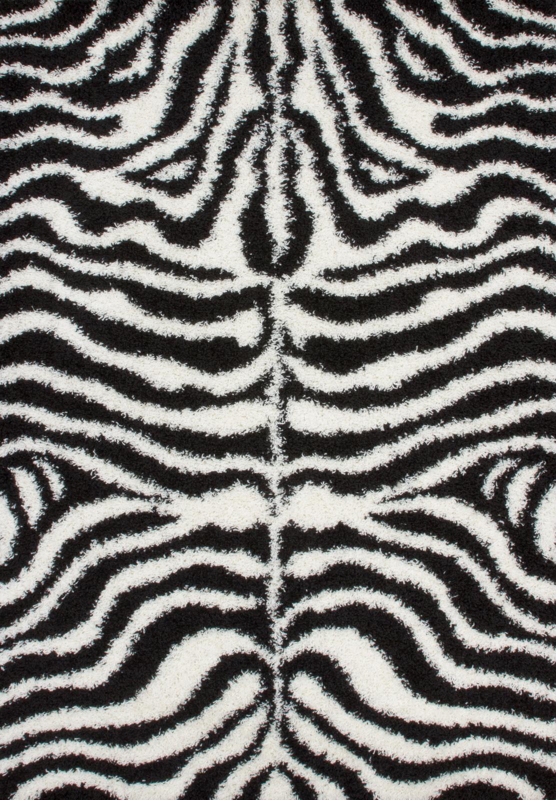 Kusový koberec - Lalee - Joy 114 Zebra