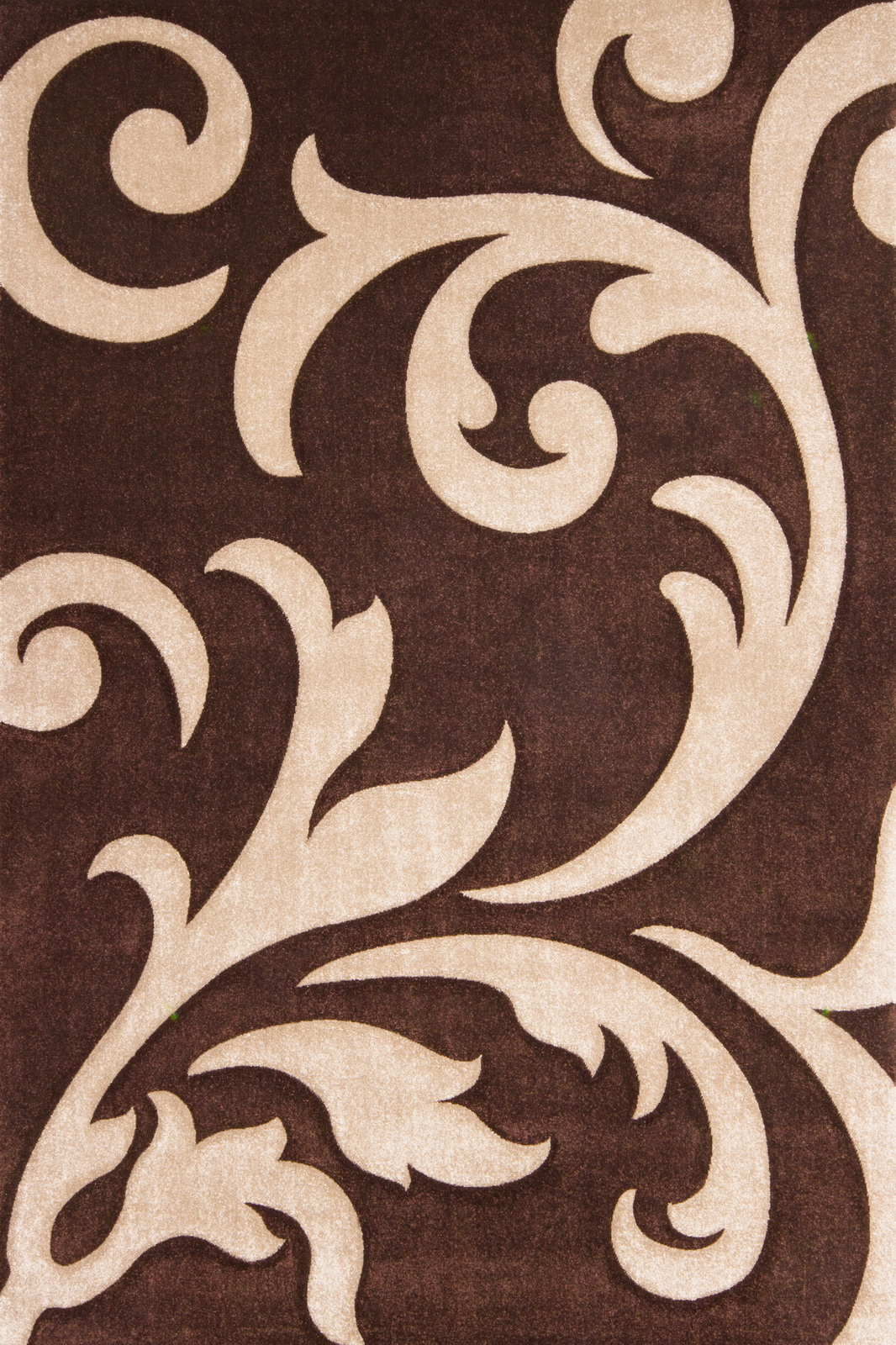 Kusový koberec - Lalee - Lambada Handcarving 451 Mocca-Beige