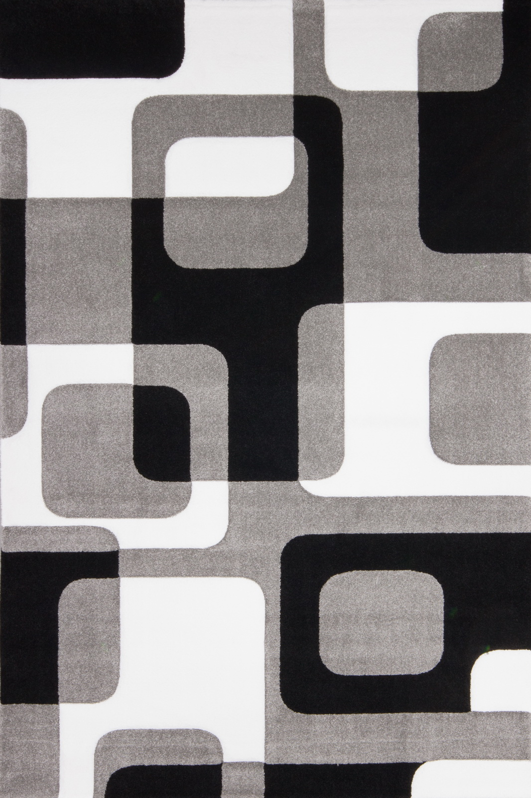 Kusový koberec - Lalee - Lambada Handcarving 463 Silver-Black