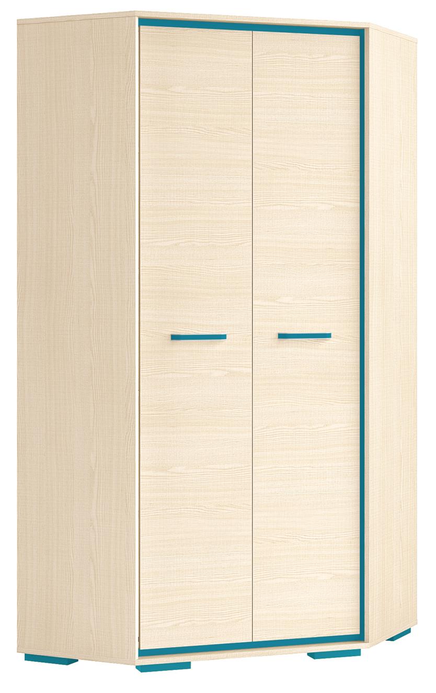 Rohová šatní skříň - ML Nábytek - Bonti 01