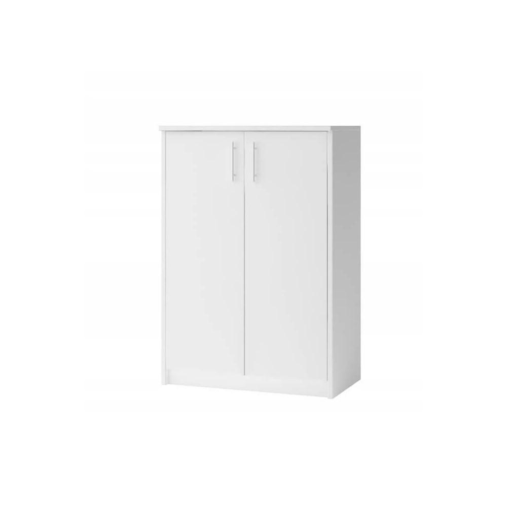 Botník (skříňka na boty) - Eltas 4 (bílá)