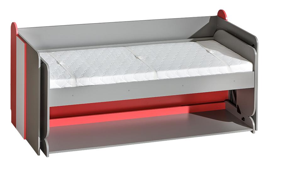 Jednolůžková postel 90 cm - Flume - F14