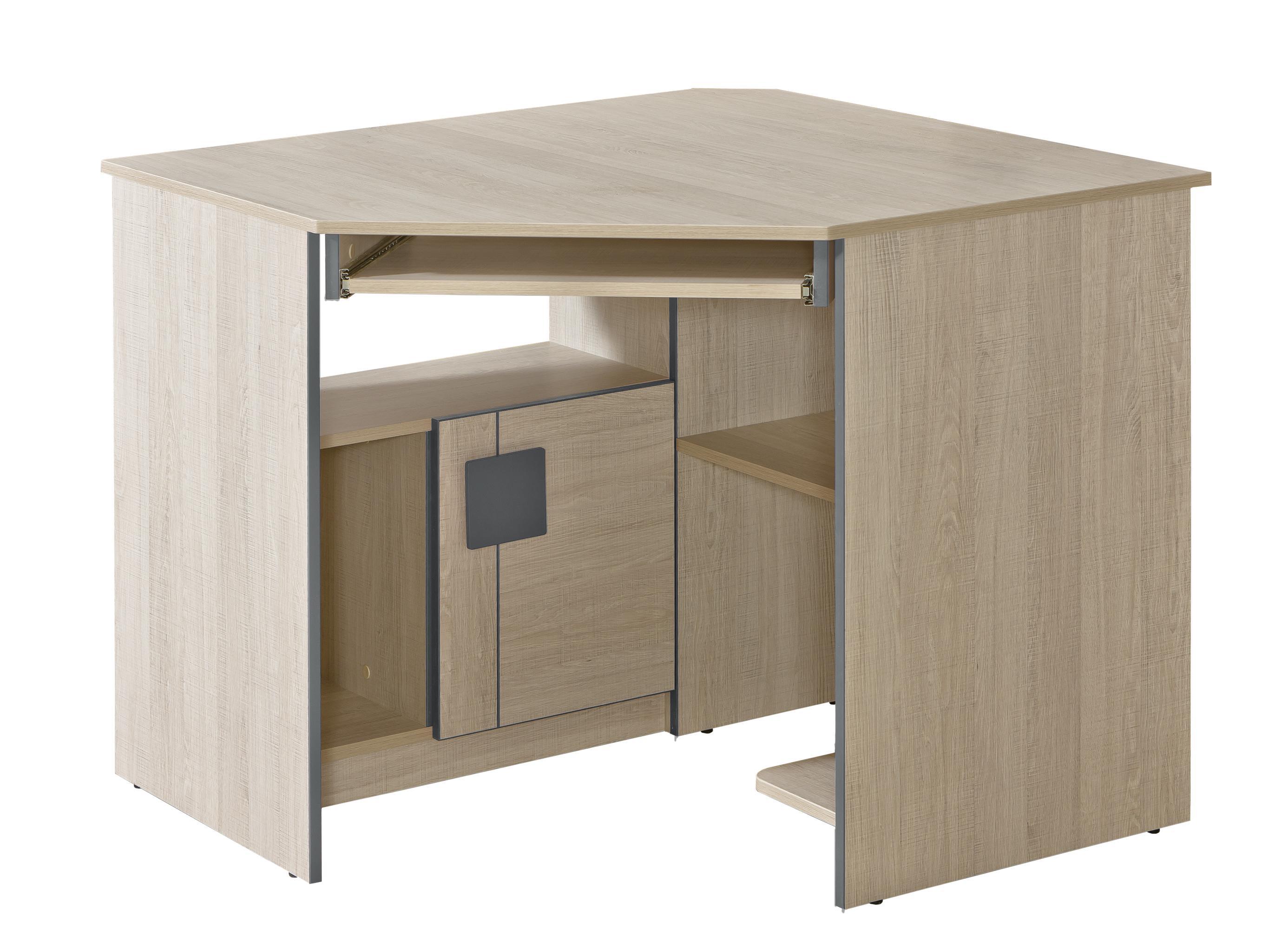 Rohový PC stolek - Gemo - G11