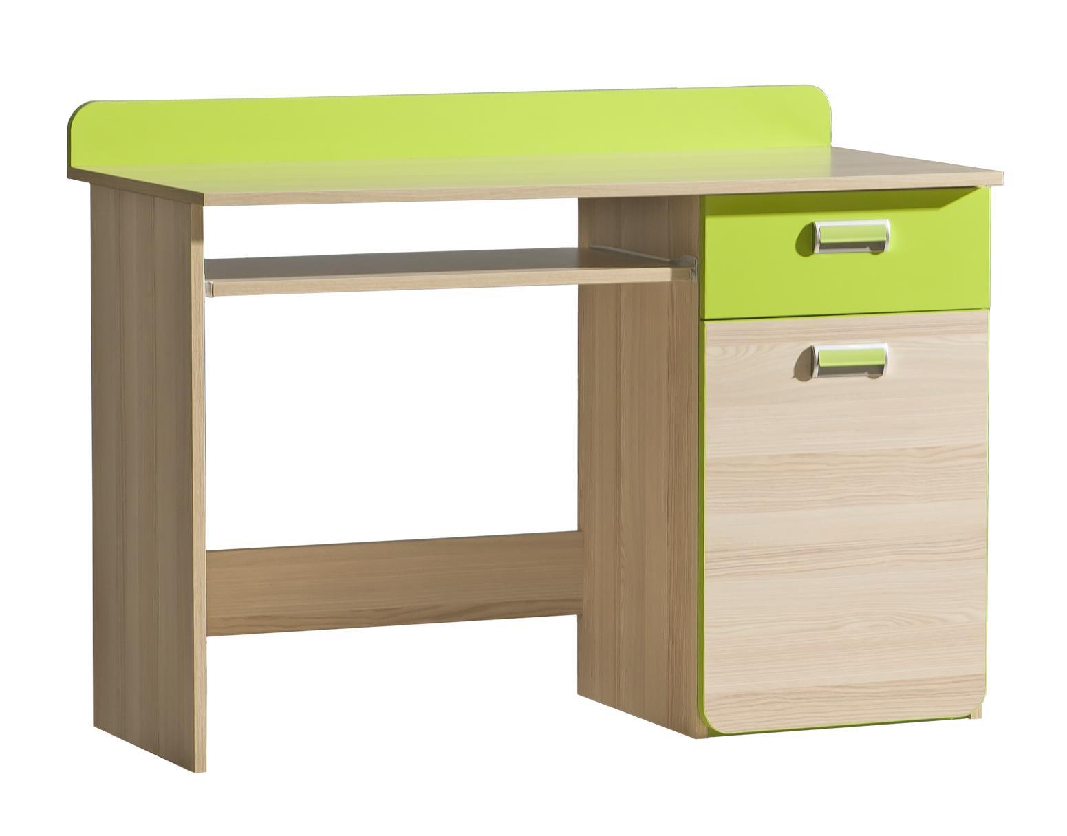 PC stolek - Lavendon - L10 (zelená)