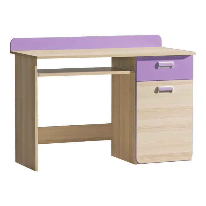 PC stolek - Lavendon - L10 (fialová)