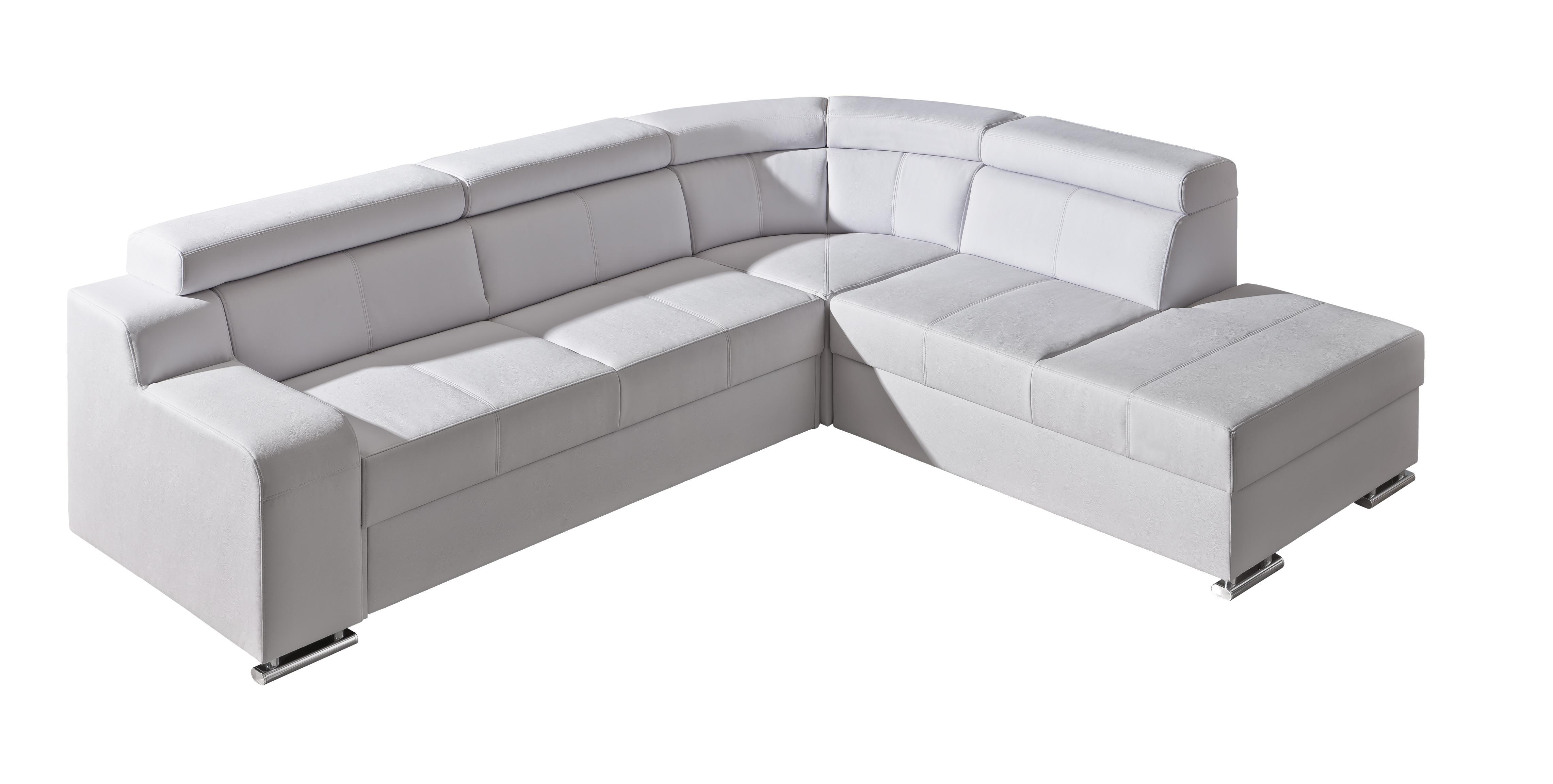 Rohová sedací souprava - Orin 2 (bílá) (P)