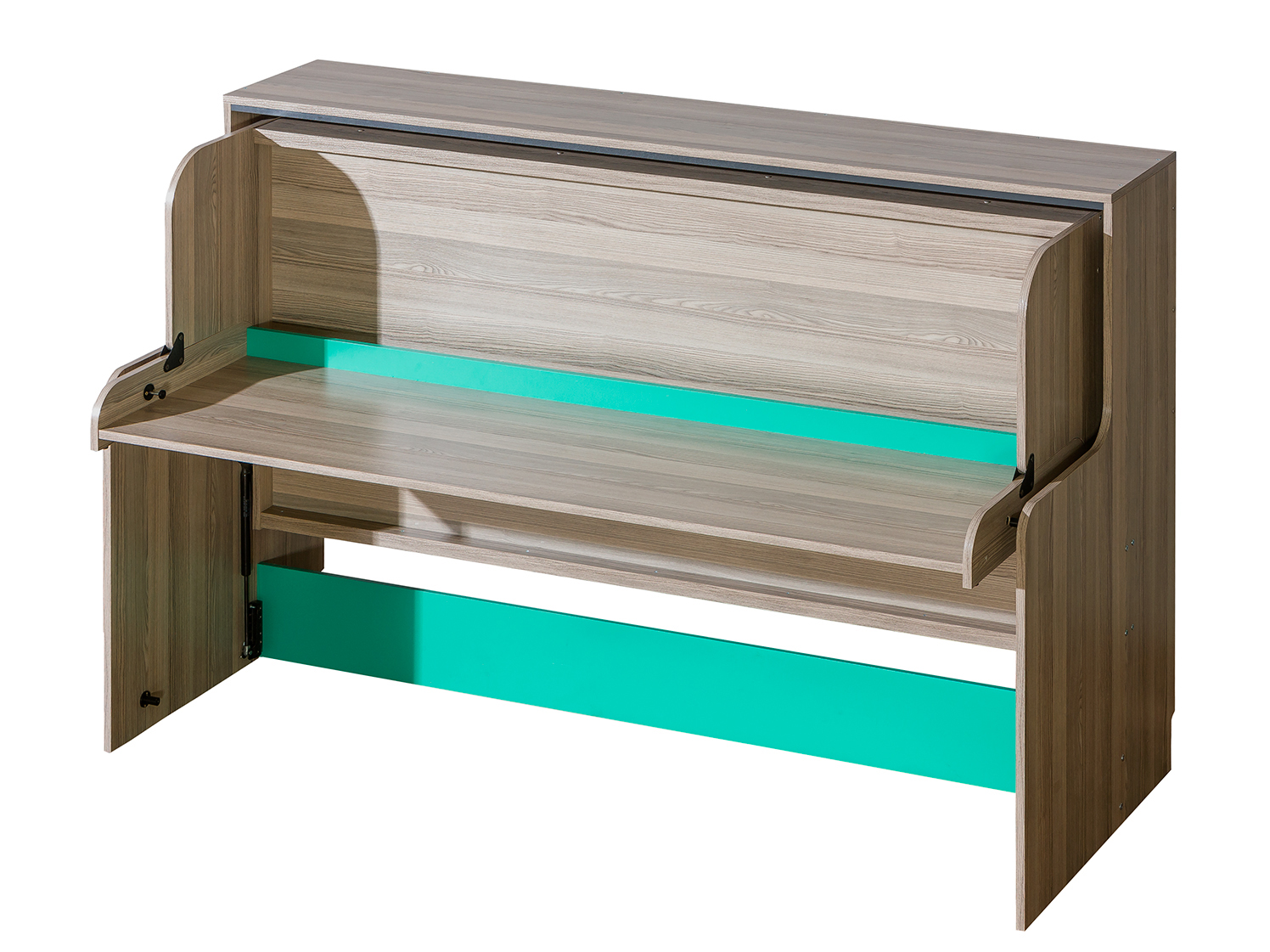 Jednolůžková postel 90 cm - Ulmo - U16