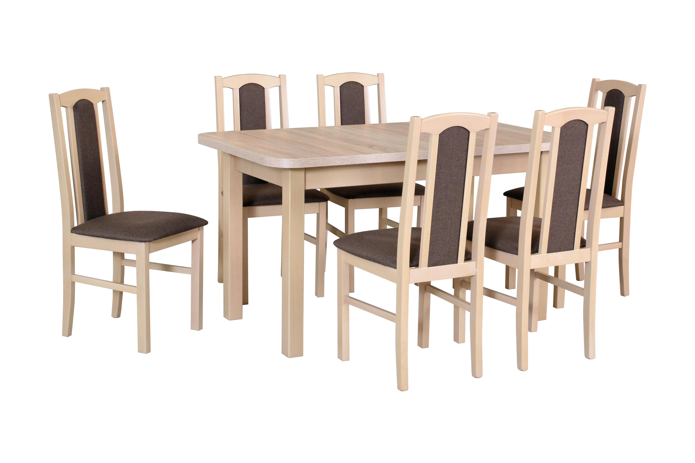 Jídelní set - Lavendea (pro 6 až 8 osob)