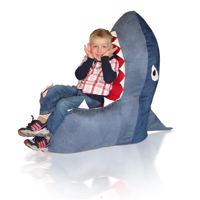 Sedací vak - Žralok