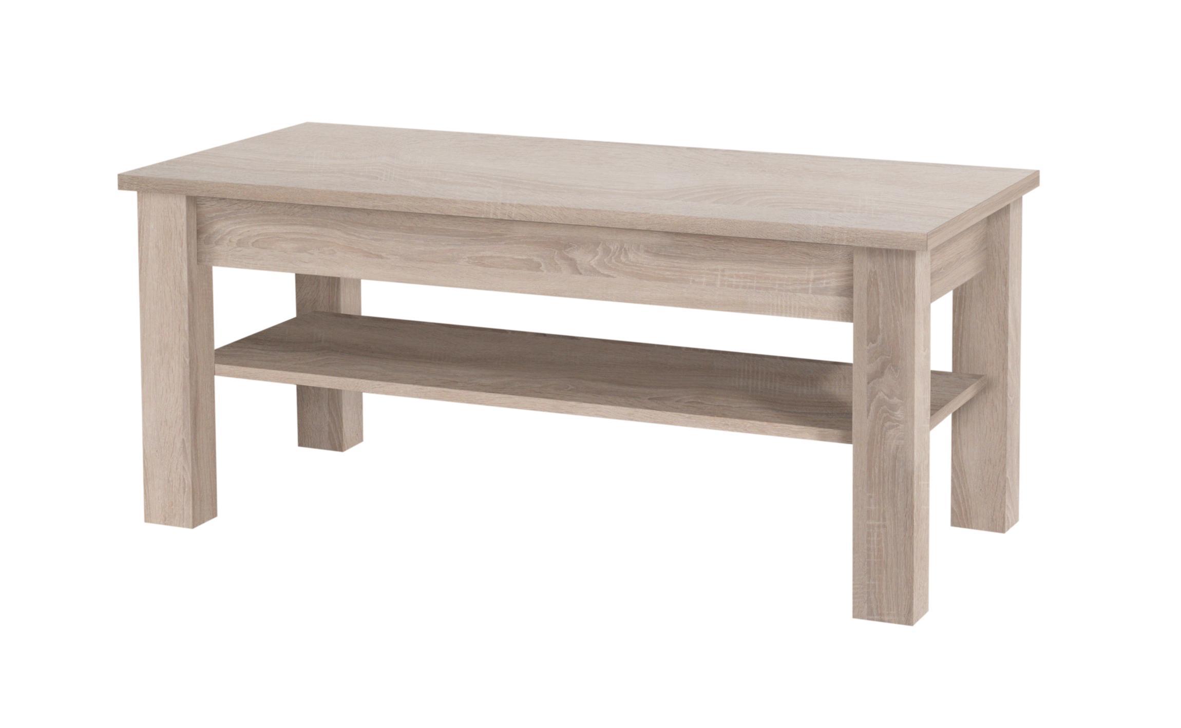 Konferenční stolek - Camber - C19 (dub sonoma)