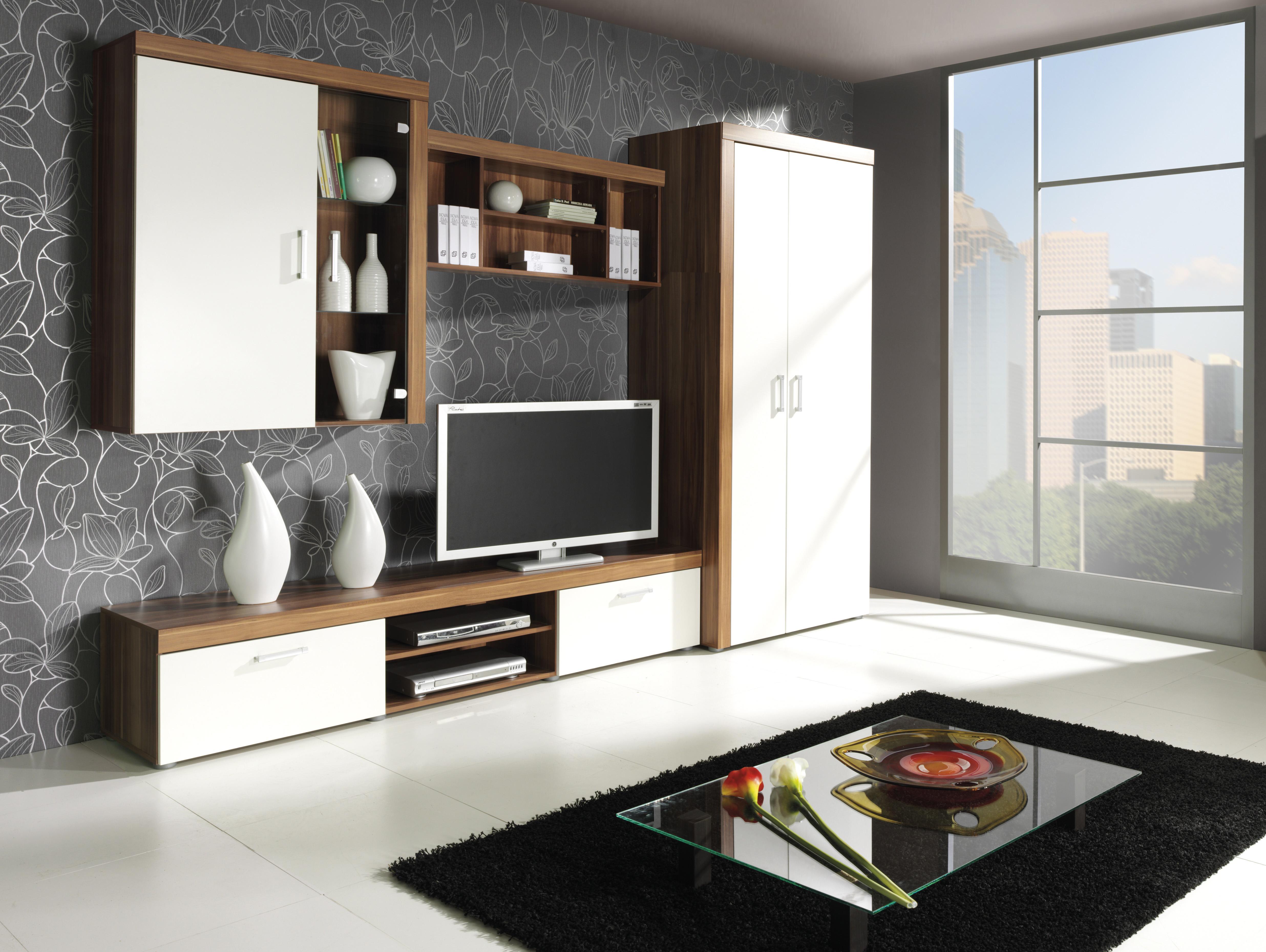 Obývací stěna - Salford - 1